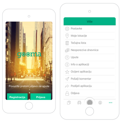 gooma-aplikacija
