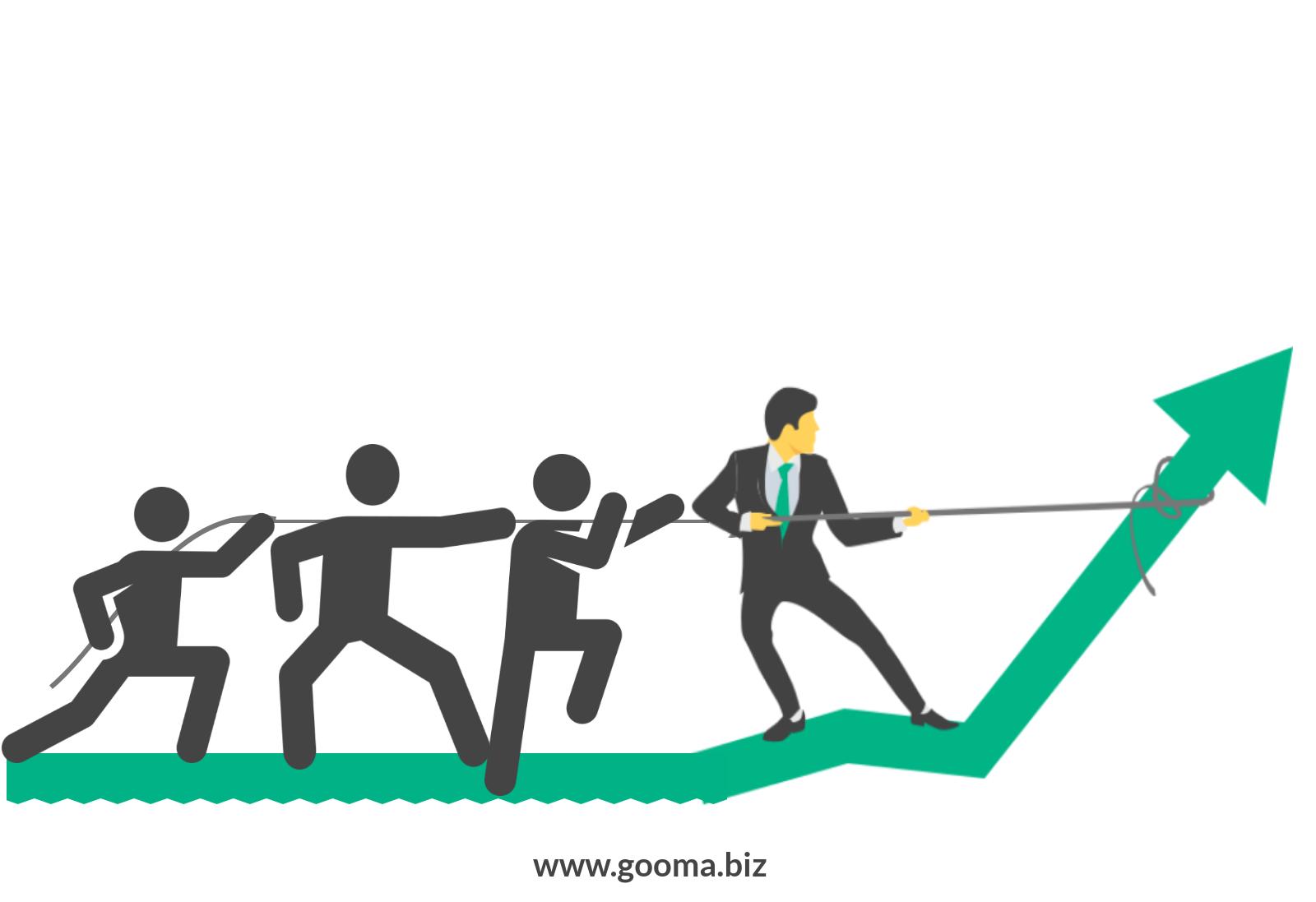 Uspješan team leader Gooma
