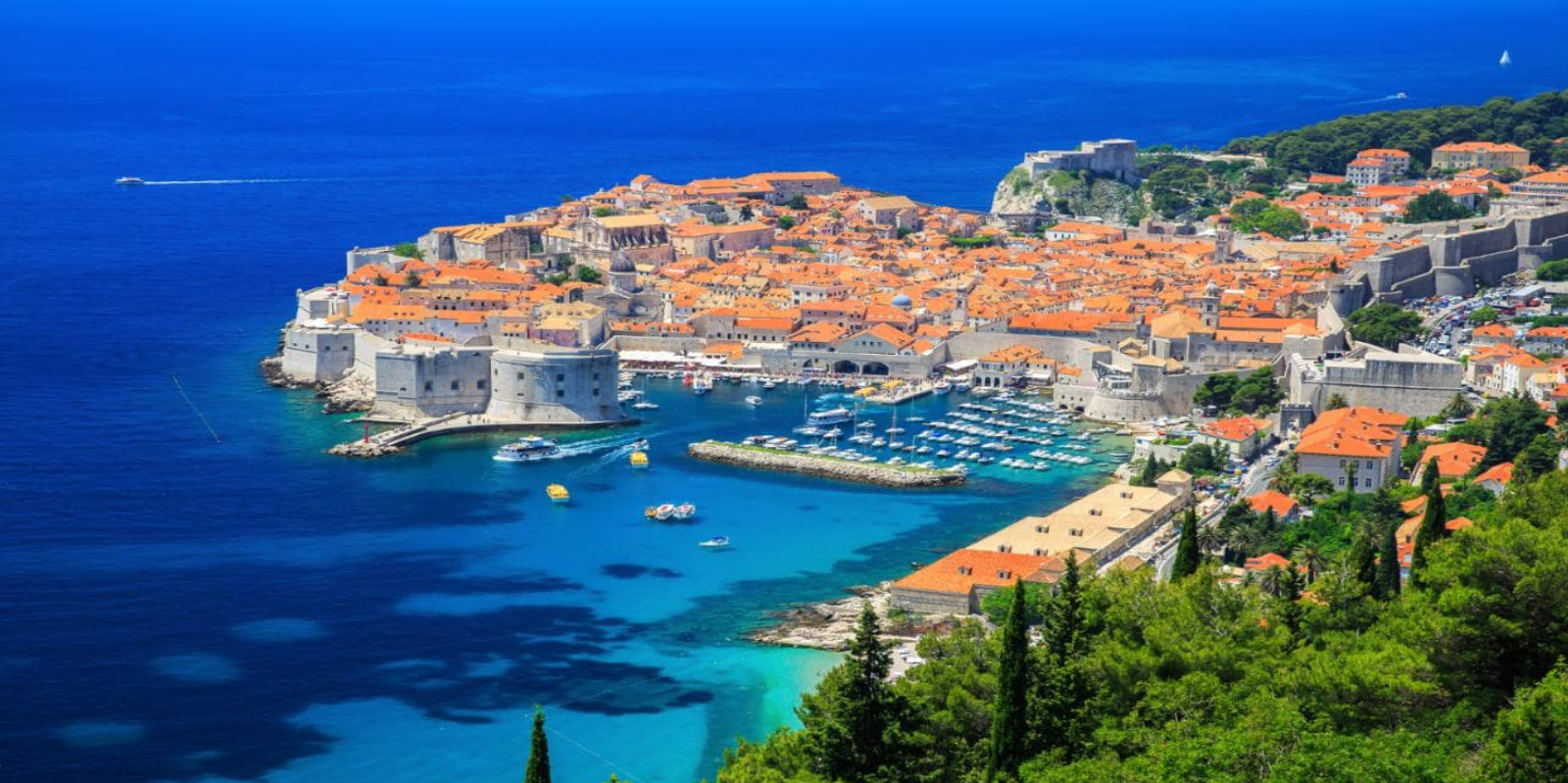 Hrvatska u očima turista