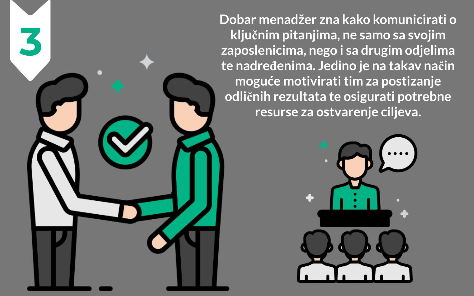 Uspješno upravljanje zaposlenicima-Gooma sustav