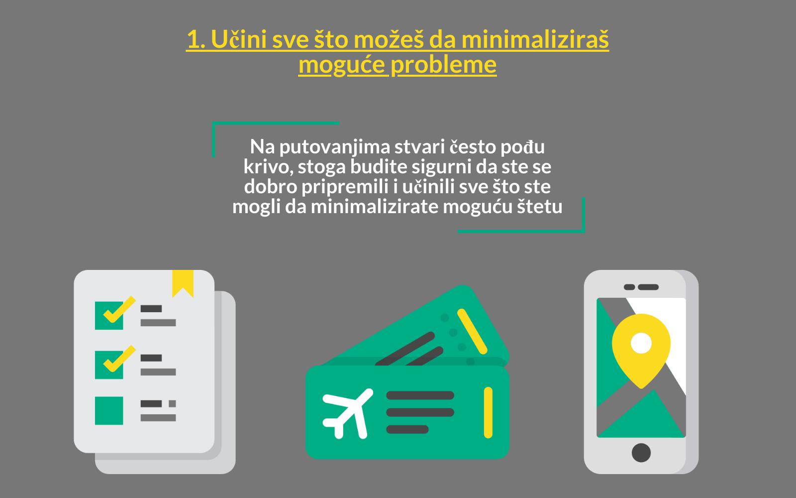 Službeno putovanje-Gooma sustav za management putnih troškova