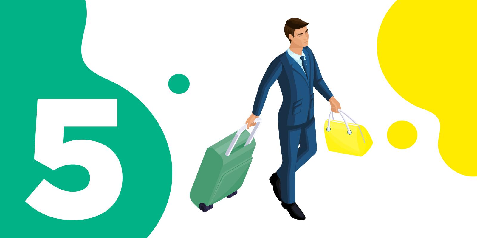Gooma sustav za management putnih troškova